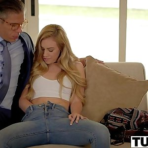 TUSHY First Assfuck For Rebellious Lyra Law