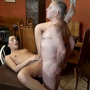 Daisy haze daddy issues and old white guy fucks chick Can you trust