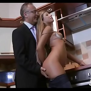 Pungent Tiffany F gets a hard ride