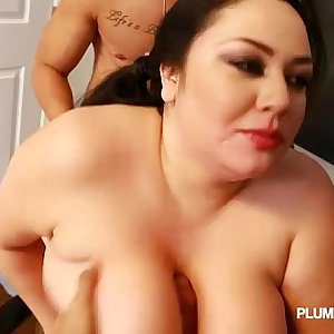 Plump Latina Julia Sands Is Banged Out By Huge Latino Cocks