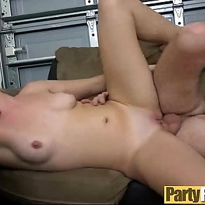 Hard Style Sex In Group With Party Slut Girls (kendra & megan) movie-24