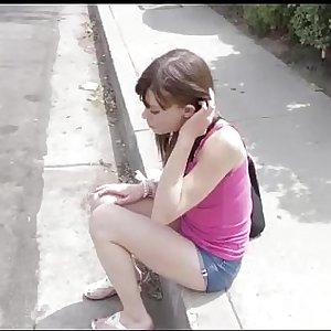 Skinnyporn18.com - Skinny Stunner Fucked On The Pool Table