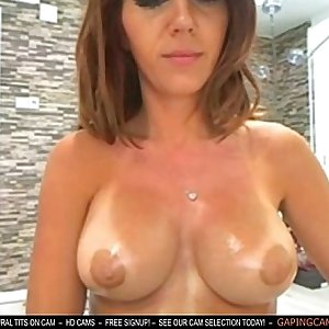 Girl with delicious rounded tits shows them live on cam chat tits live webcams sexy tits