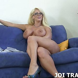 Blow your load all over my beaver JOI