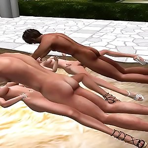 The Vacation Orgy