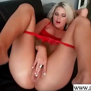 Alone Girl (jessa rhodes) Play With Her Pussy Using Hook-up Toy Dildos vid-09