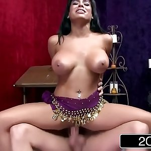 Fortune Teller Luna Starlet Sees Cock In Her Future