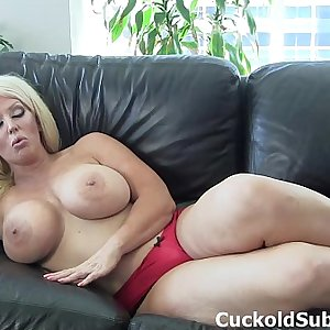 Dominated by sexy Alura Jenson