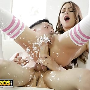 BANGBROS - Wear A Rain Cover Before Watching Because Riley Reid Squirts All Over The Place