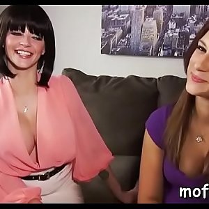 Deliciously hawt porn industry star pounded hard by a big 10-pounder