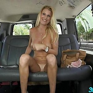 Amateur Blonde Pussy Squirts From A Good 2.3