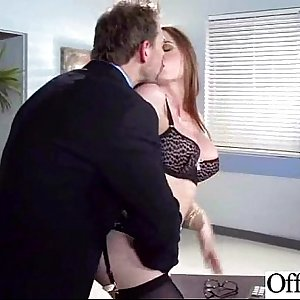 Hot Girl (veronica vain) With Big Juggs Banged In Office movie-30