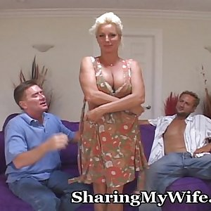 Sharing Wifey With Fresh Guy