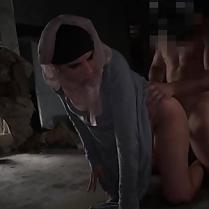 TOUR OF BOOTY - Arab Prostitute Takes Infidel Cock From American Soldier