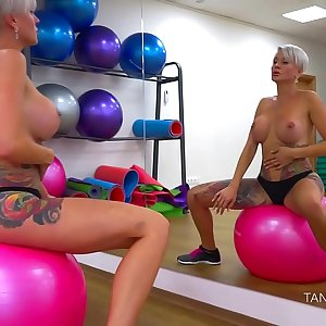 Erotic fitness classes by Tanya Virago (music video)
