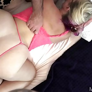 Curvy Wife Shared with a Friend