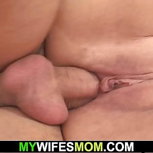 My wifes mom wanna fuck me!!