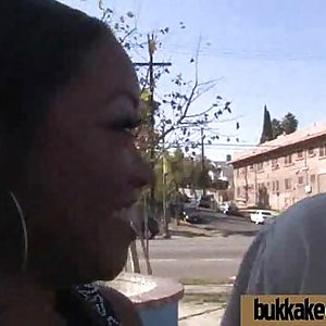 Interracial groups sex with black chick and white dudes 14