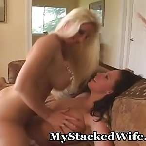 Sweet Pussies And Busty Fantasies
