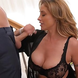Busty Milf Eva Notty gets the Soul Fucked out of her.