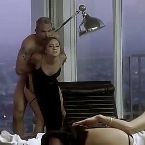 TROPHY WIFE REMY LACROIX Rectally Grimaced IN FRONT OF HER HUSBANDS SECRETARY - Featuring: Remy Lacroix / Steven St. Croix