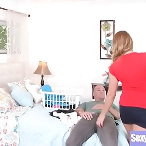 Mature Busty Lady (Elexis Monroe) Like Hard Bang On Camera vid-10