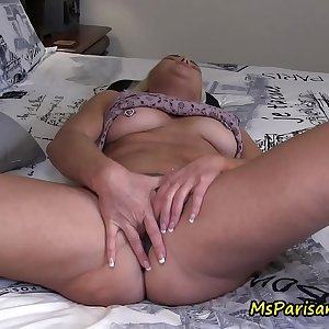 Mommys HOT Pussy Makes Me Cum
