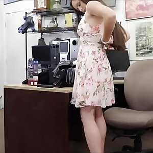 Ex dominatrix gets banged by pawn keeper