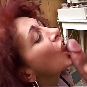ANAL orgasm for my MOM with her young lover!!! He has a real Kinky Cock, my MOM will enjoy!!!