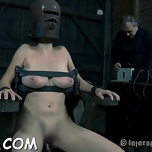 Enjoyable slaves are made to submit to masters demands