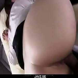 Yumi Matushima screams with cock in her vagina - From JAVz.se