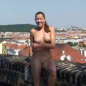 Spectacular Public Nudity Babes Part1