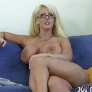 Work your cock just like I am showing you JOI