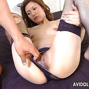 Nice Ryou Suzuka drilled nice and hard