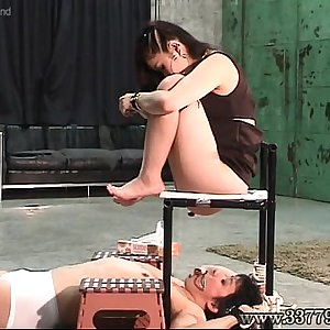 MLDO-084 Find of the slave market. Mistress Land