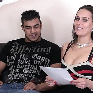 Melonechallenge Black newcommer fuck Mea Melone with big dick hard and facial