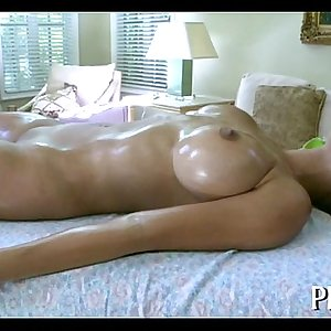 Lusty riding with lustful massagist