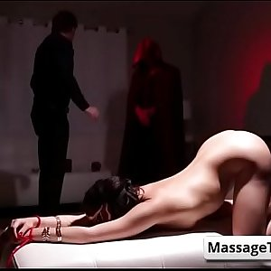 Fantasy Massage Network - Secret Society Initiation with Whitney Wright part-01