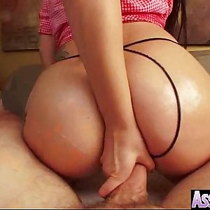 Assfuck Sex With Big Curvy Oiled Wet Butt Girl (mandy muse) vid-22