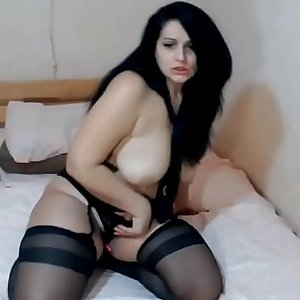 Hot norwegian older on web cam - www.theporncentral.com