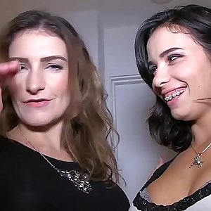 HOT WIVES FUCK BLACK STUDS WHILE THEIR BOYFRIENDS FILMING! ( HOME VIDEO)