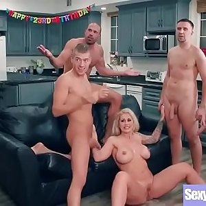 Hard Sex Gauze With Sexy Naughty Horny Wife (Ryan Conner) video-20