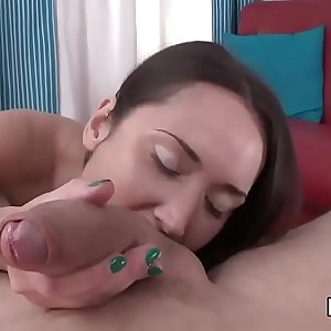 Stunning semi-nude tight chick gets screwed in opened ass hole